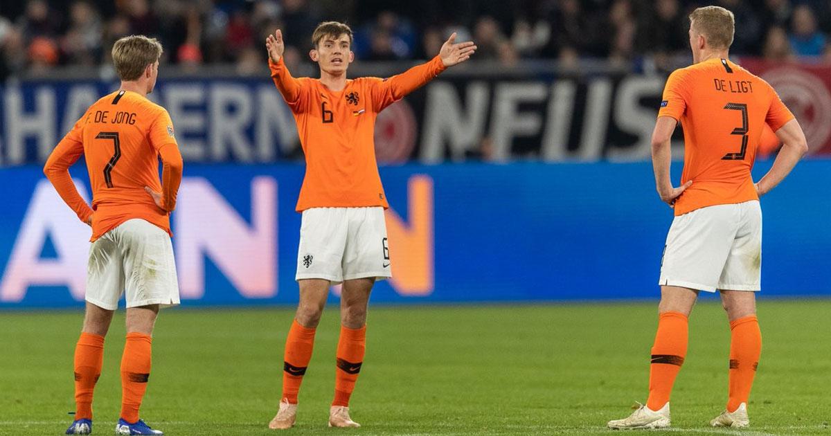 Belanda Siap Menjuarai Euro 2020